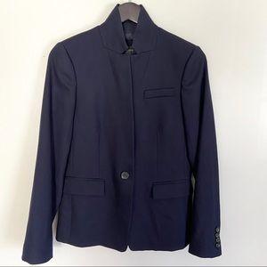 J. CREW Regent Wool Navy Blazer 6